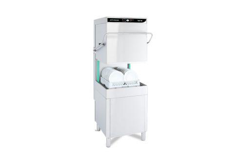 Jet-Tech 757-E, High Temp Dishwasher, 60 Racks per Hour