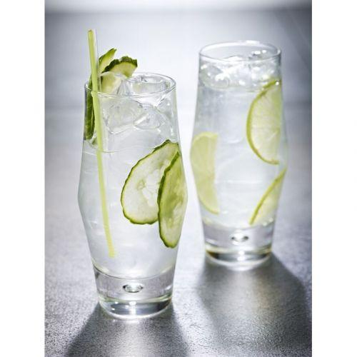 Durobor 814/27, 9.5-Ounce Brek Water Glass, (set of 6)