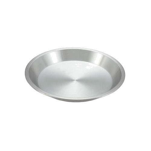 Winco APPL-9, 9-Inch Aluminum Pie Plate