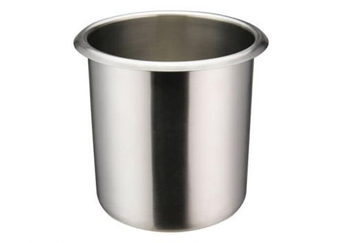 Winco BAMN-1.5, 1.5-Quart Stainless Steel Bain Marie Pot w/о Lid, NSF