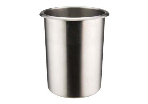 Winco BAMN-2, 2-Quart Stainless Steel Bain Marie Pot w/о Lid, NSF