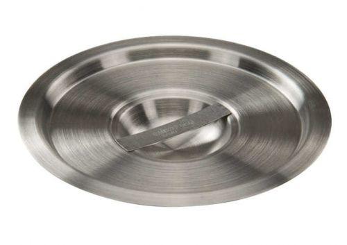 Winco BAMN-3.5C, 7-1/4-Inch Dia 3.5-Quart Stainless Steel Bain Marie Pot Cover, NSF