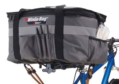 Winco BGCB-2314 WinGo Premium Insulated Catering/Delivery Bag, Large