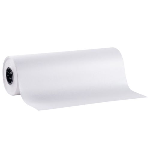 SafePro 15BW, 15-Inch White Butcher Paper Wrap, 800-Feet Roll