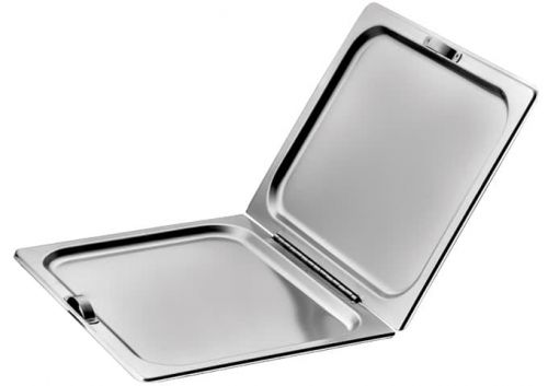 Winco C-HFC1, Full-Size Flat Hinged Cover, NSF