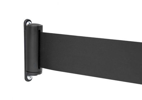 Winco CGS-K, Plastic Head with Black Belt for CGS Series Crowd Control System