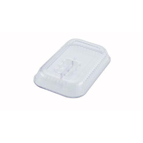 Winco CRKC-1, Clear Polycarbonate Cover for 10x7x3–Inch Deli Crock