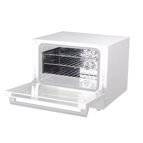 Winco ECO-P5-50, 18-1/8 x 13-Inch Wire Chrome Rack for convection oven ECO-500