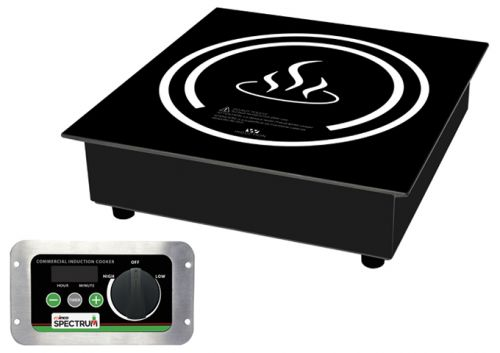 Winco EIDS-18 Spectrum Commercial Electric Drop-In Induction Cookers
