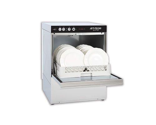 Jet-Tech EV18, High Temp Undercounter Dishwasher, 60 Racks per Hour