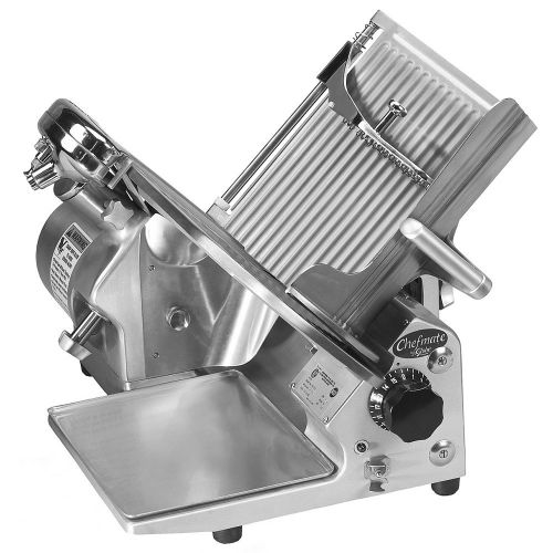 Globe GC512, 12 inch Heavy Duty Compact Manual Food Slicer, NSF