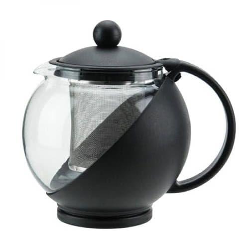 Winco GTP-25, 25 oz 6 x 4-3/4 x 5-1/2-Inch Tea Pot