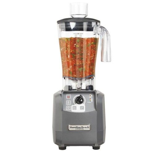 Hamilton Beach HBF600 64 Oz (1.8L) Expeditor 600 Variable Speed Commercial Culinary Blender, EA