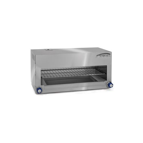 Imperial ICMA-36-E, 36 inch Electric Cheesemelter Broiler, CETLus