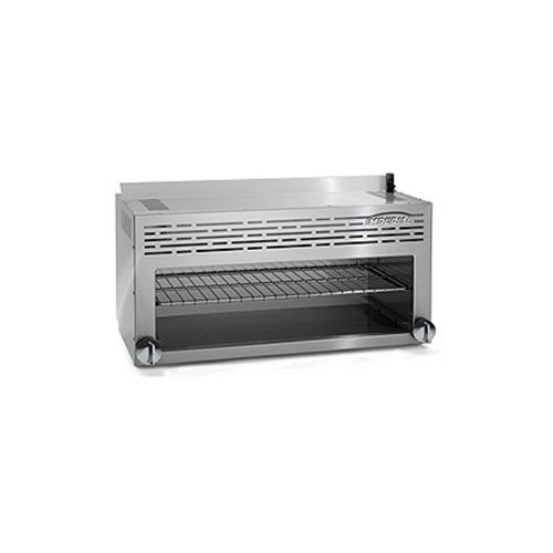 Imperial ICMA-36, 36 inch Gas Cheesemelter Broiler, CSA, NSF, CE