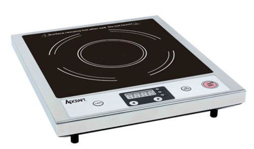 Adcraft IND-A120V, Digital Control Slim Design Induction Cooker
