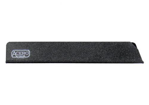 Winco KGD-61, 6x1-Inch Nylon Narrow Knife Blade Guard, Black, 2/CS