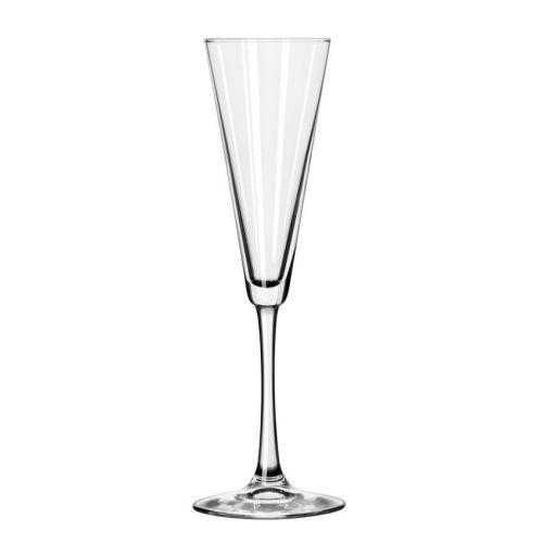 Libbey L7552, 6.5-Ounce Trumpet Flute Glass, 1 DZ