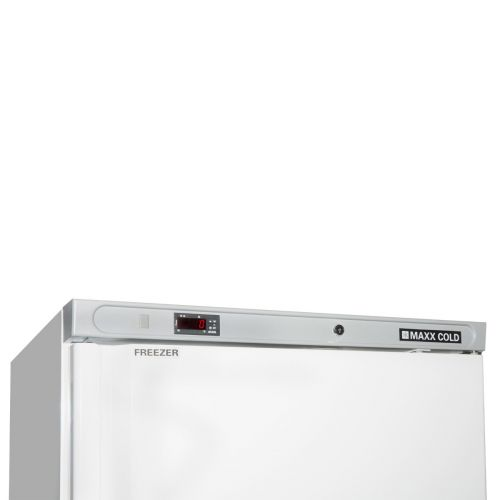 Maxx Cold MXX-23FHC White Economy Reach-In Freezer