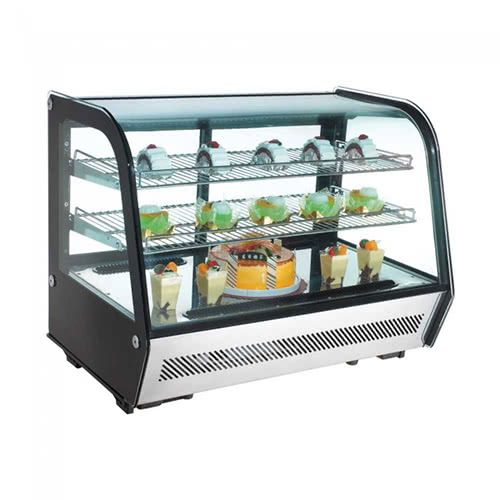 Marchia MDC160 36-inch Refrigerated Display Case, S/S Front