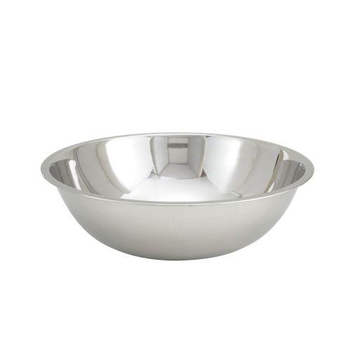 Winco MXB-1300Q, 11-Quart Stainless Steel Mixing Bowl