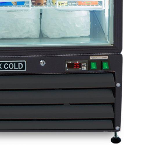 Maxx Cold MXM1-12RBHC Merchandiser Refrigerator, Free Standing