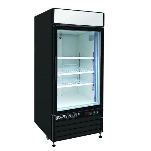 Maxx Cold MMXM1-16RBHC Merchandiser Refrigerator, Free Standing