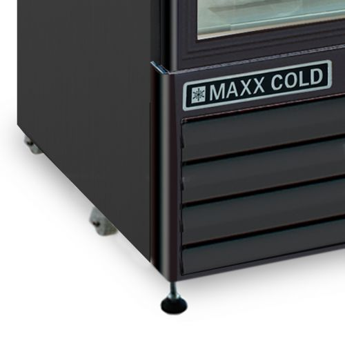 Maxx Cold MXM1-23FBHC Merchandiser Freezer, Free Standing