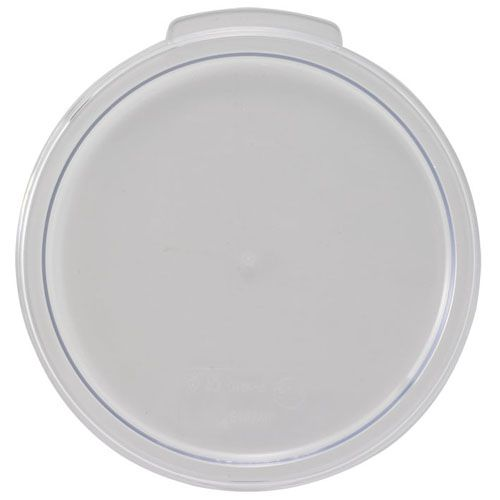 Winco PCRC-24C, Round Cover, Fits PCRC-2 and PCRC-4, NSF