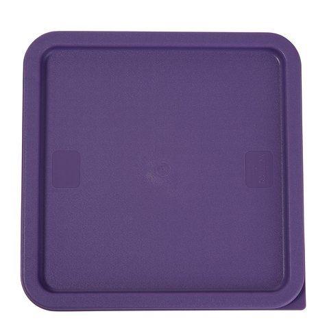 Winco PECC-128P, Purple Allergen Free Cover for PESC-12/18/22, PTSC-12/18/22, PCSC-12/18/22 series