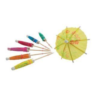 Winco PK-P4, Umbrella Picks, 144/PK