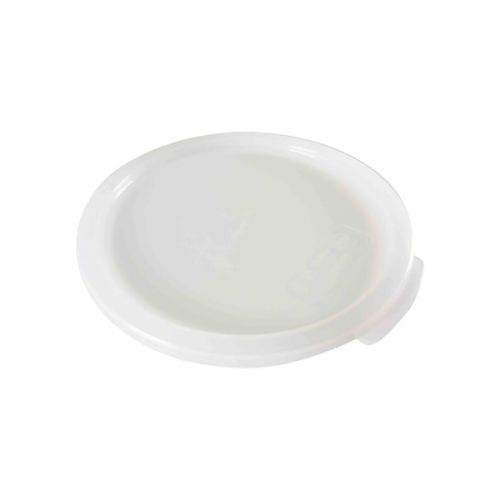Thunder Group PLRFC0608TL, Polypropylene Cover For 6,8-Quart Round Container, Translucent