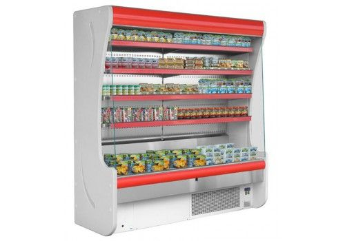 Universal Coolers POC-52,  52-Inch Open Refrigerated Display Case