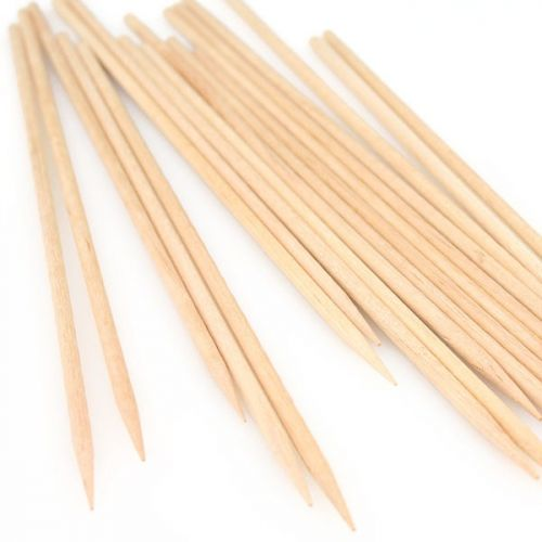 Royal Paper SK, 10-Inch Wooden Skewers, 1000/PK