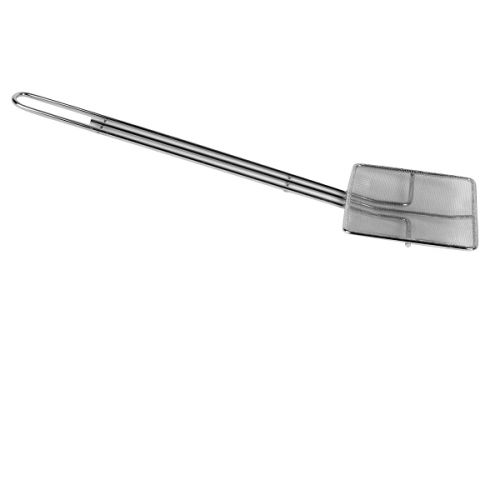 Thunder Group SLSKS714, 7-Inch Stainless Steel Square Wire Skimmer