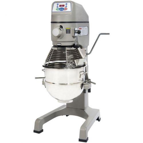Globe SP30, 30-Quart Floor Mixer, NSF, ETL