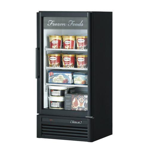 Turbo Air TGF-10SD-N Freezer 1 Door Swing Glass Merchandiser