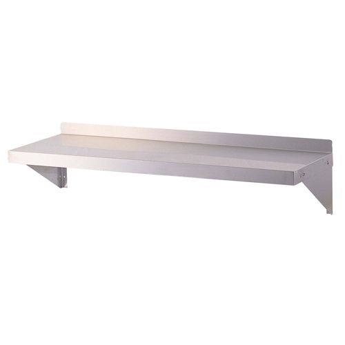 Turbo Air TSWS-1236, 36-inch Wall Mount Shelf, Stainless Steel