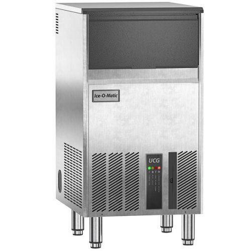 Ice-O-Matic UCG100A 18-inch Air-Cooled Undercounter Gourmet Cube Ice Machine, 114 lbs