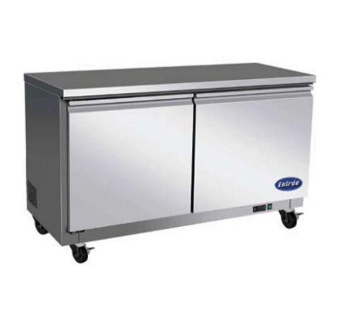 Entree Ur48 48 Inch Wide Undercounter Refrigerator Nsf 7 Ul 471 Cul Energy Star Mcdonald Paper Supplies