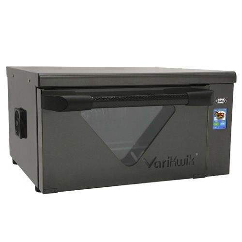 Cadco VK-220 VariKwik Heavy Duty Standard Size Fast Cooking Tri-Heat Oven, 220 Volt, EA