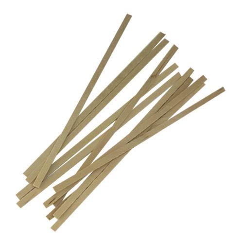 SafePro WSTIR5-X 5.5x0.24x0.04-Inch Wooden Stirrers, 1000/PK