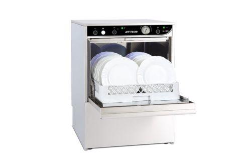 Jet-Tech X-33, Low Temp Undercounter Dishwasher, 40 Racks per Hour