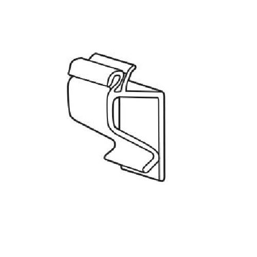 Ketchum Manufacturing XKD-968, Plastic Bowl Clip, 25-Piece Pack