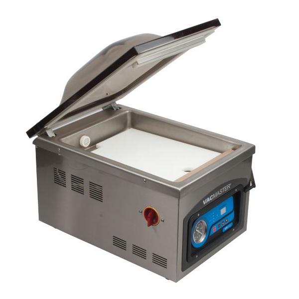 Countertop Vacuum Sealer : ... about Vacmaster VP215, 0.25-HP Countertop Chamber Vacuum Sealer