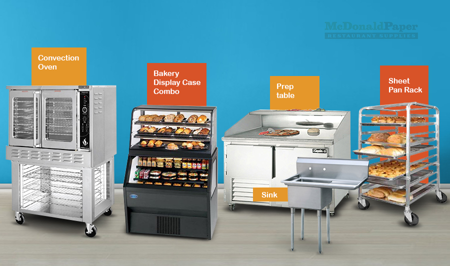 A 12-Point Checklist of Small Bakery Equipment