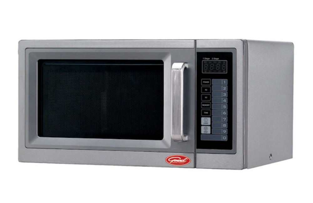 commercial grade microwave