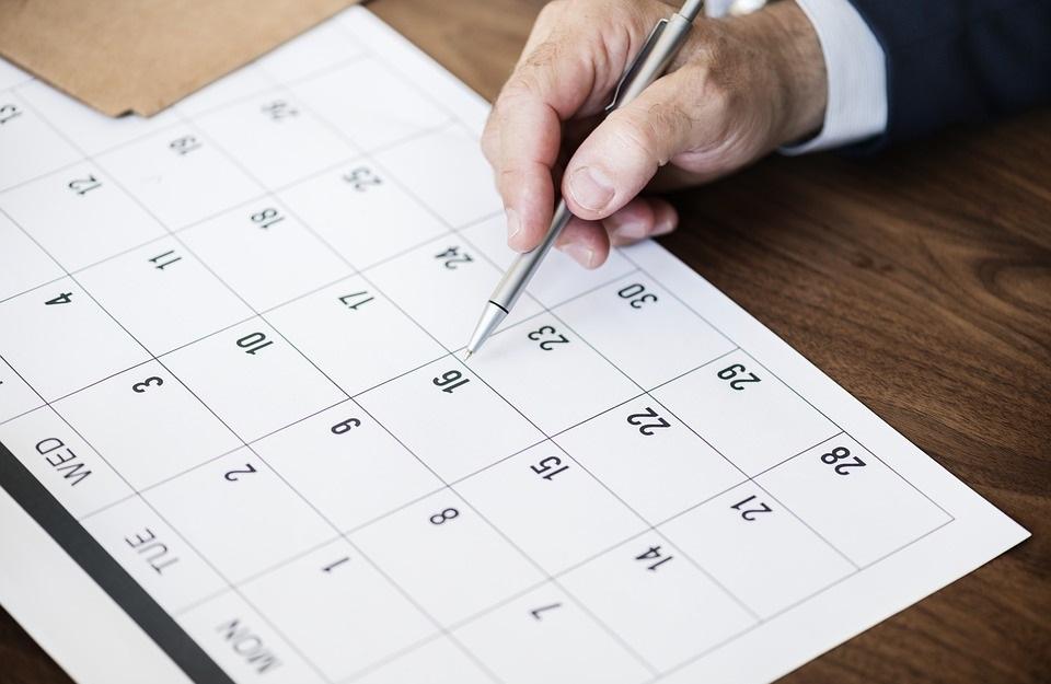 restaurant cleaning schedule