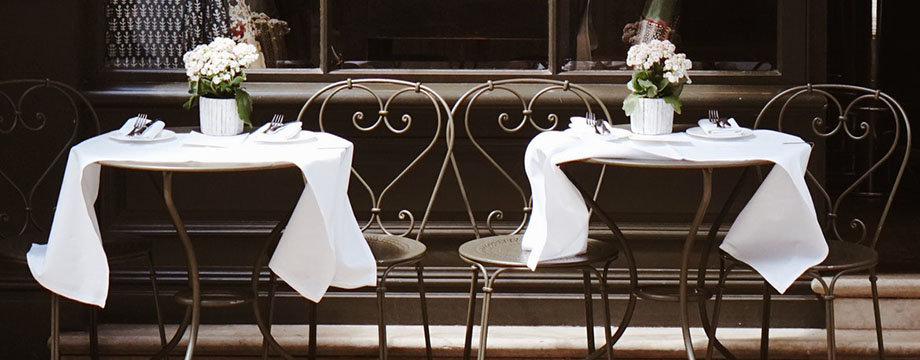 outdoor dining ideas for restaurants
