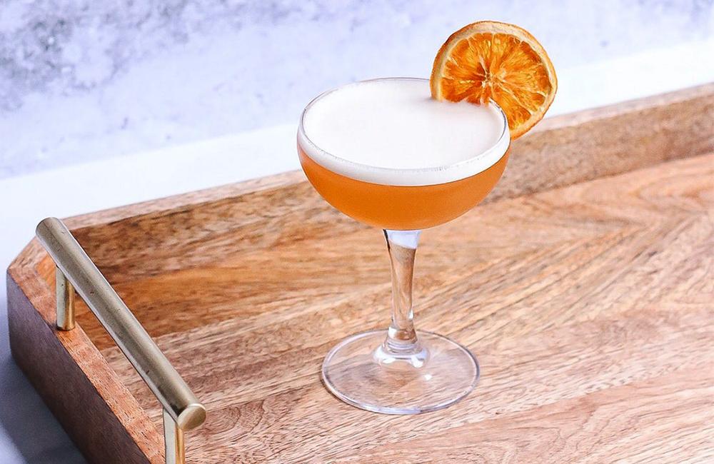 autumn whiskey cocktails